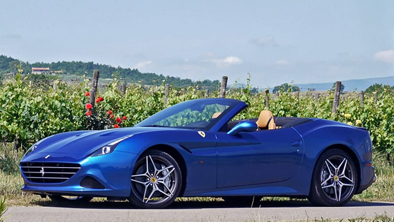 2015 Ferrari California T First Drive Wvideo Autoblog