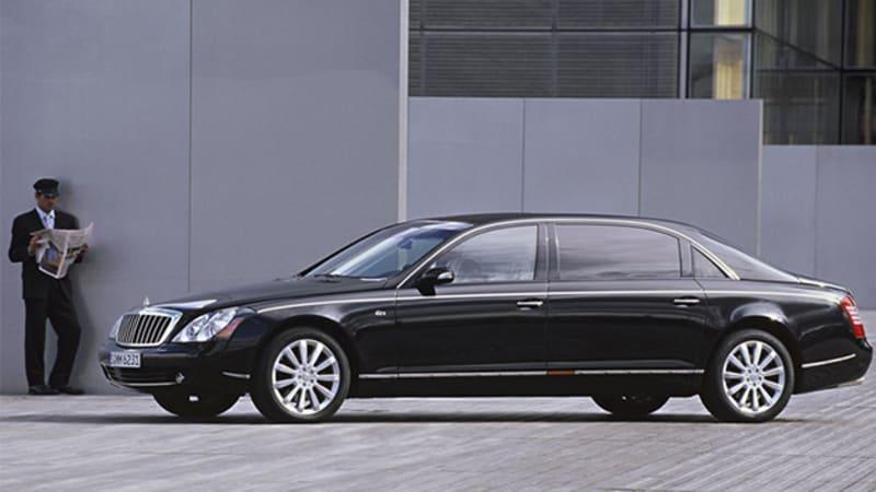 Daimler bringing resurrected Maybach name to 2014 LA and Guangzhou