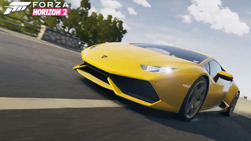 Forza Horizon 2 confirmed for Sept. 30 [w/video]