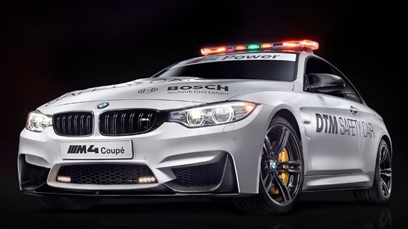 Bmw Rolls Out New M4 Safety Car For Dtm Autoblog
