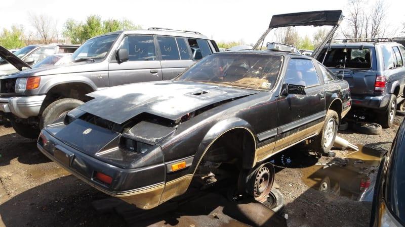 Junkyard Gem: 1985 Nissan 300ZX Turbo - Autoblog