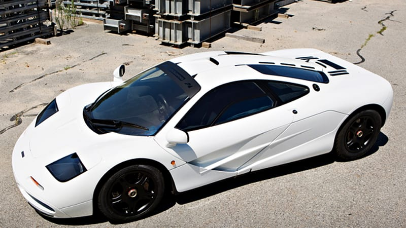 Will this McLaren F1 sell for over $12 million at Pebble Beach?
