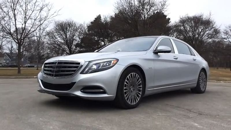 Daily Driver: 2016 Mercedes-Maybach S600 | Autoblog