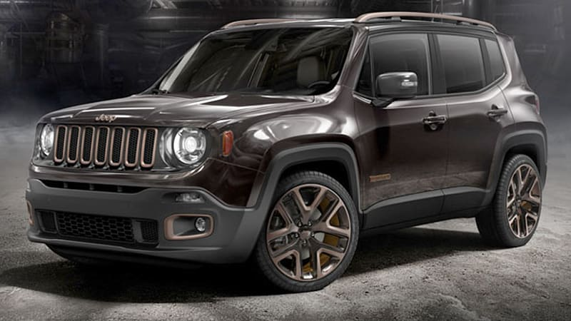 Jeep Does Renegade Chinese Style With Zi You Xia Design Concept