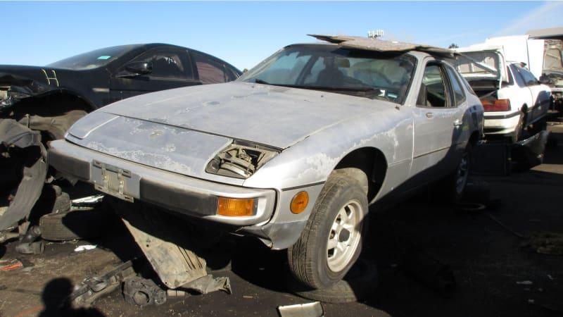 Junkyard Gem: 1977 Porsche 924