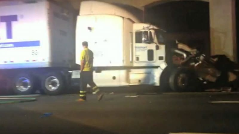 Tracy Morgan crash sparks another debate over tired truckers