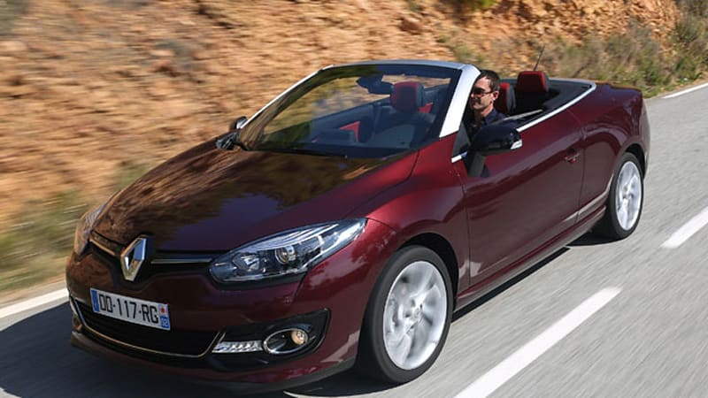 renault opens up revised m gane coup cabriolet autoblog. Black Bedroom Furniture Sets. Home Design Ideas