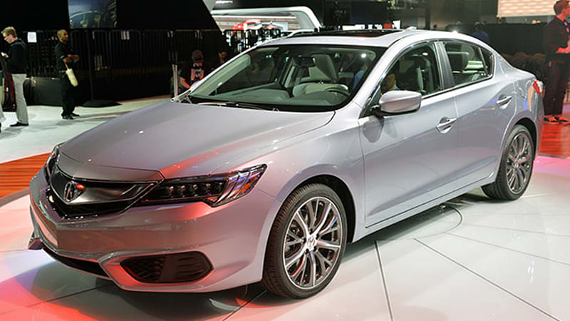 2016 acura ilx for better or worse update autoblog. Black Bedroom Furniture Sets. Home Design Ideas