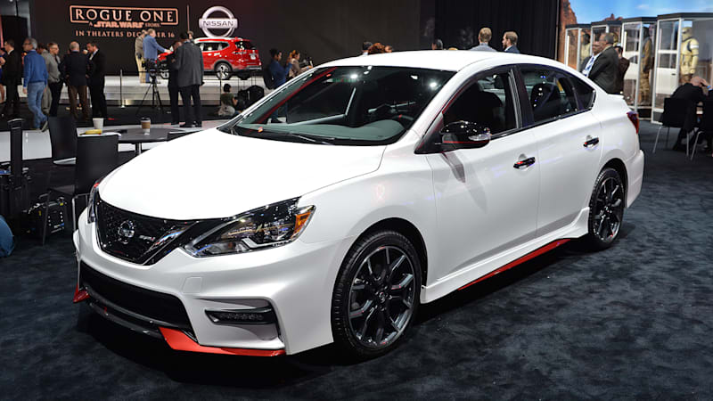 2017 Nissan Sentra Nismo is a modern take on the SE-R ...