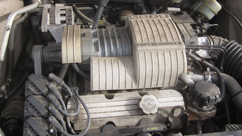Question of the Day: Best recipient for supercharged GM V6
