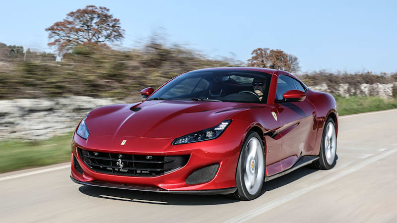 2018 Ferrari Portofino First Drive Review