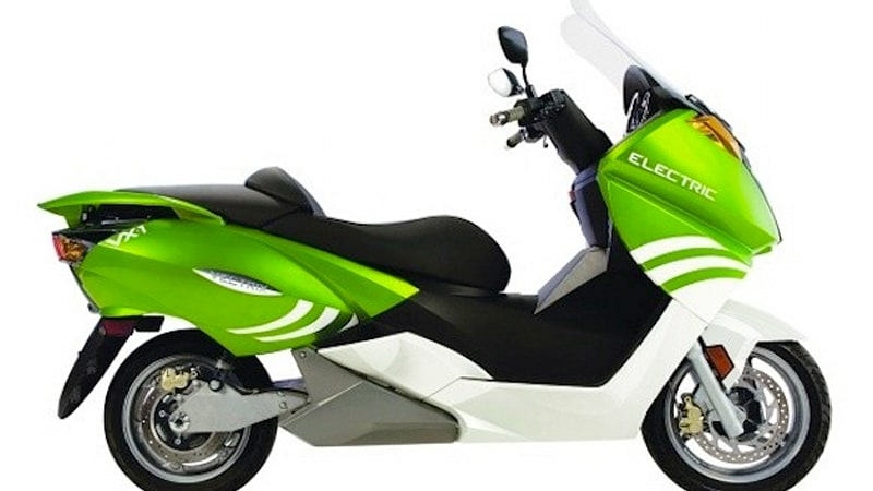Let S Just Say Vectrix Has Filed For Bankruptcy One Time Each Wheel On Its Battery Electric Scooters This Though It Chapter 7 Boston Business