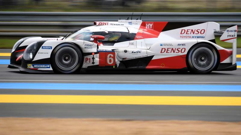 24 Hours Of Le Mans Live Update Part One Autoblog