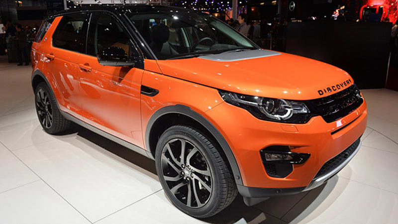2015 Land Rover Discovery Sport Spells Sundown For Old Lr2