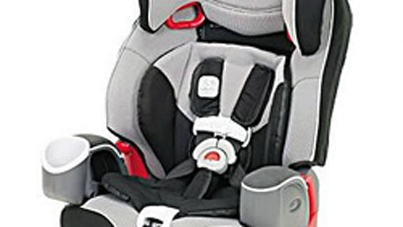 Car seat recall list graco