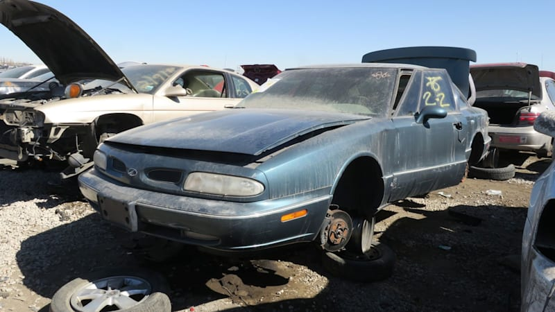 Junkyard Gem 1997 Oldsmobile Eighty Eight Lss Supercharged Autoblog