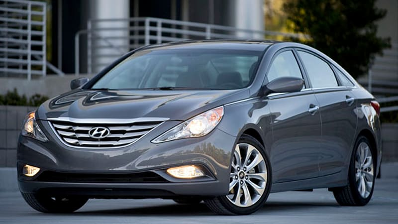 Hyundai recalls 883k Sonatas over detaching shift cable