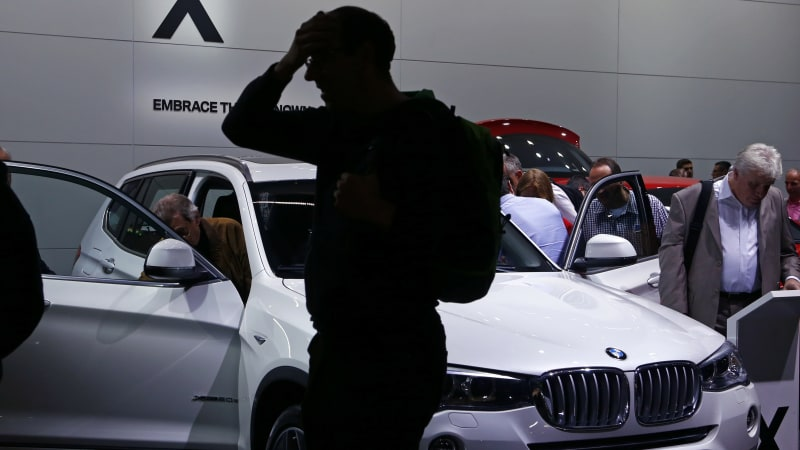 BMW 'categorically rejects' reports of emissions manipulations