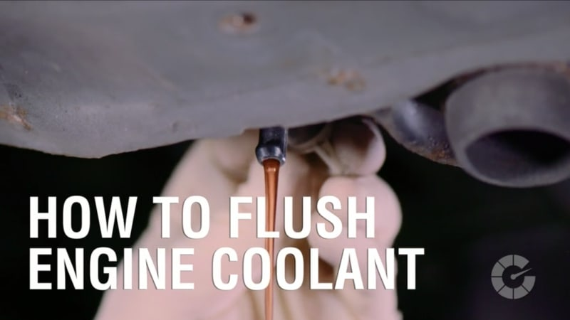 toyota camry coolant flush cost