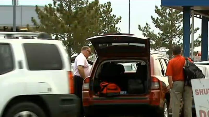 Pot Tourists Dumping Stashes At Denver Airport Rental Car Agencies Autoblog