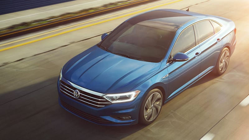2019 VW Jetta, Toyota Avalon get buzz in moribund U.S. sedan market