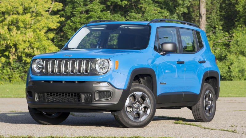 2015 jeep renegade sport 4x4 quick spin w video autoblog. Black Bedroom Furniture Sets. Home Design Ideas