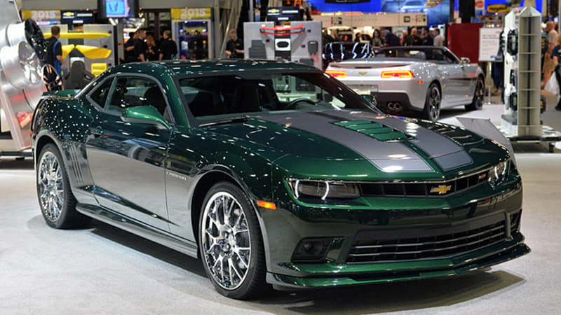 Chevrolet Camaro Special And Commemorative Editions Wave Goodbye To