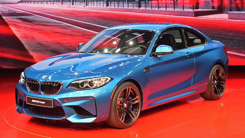 2017 Bmw Model Year Preview And Updates Autoblog