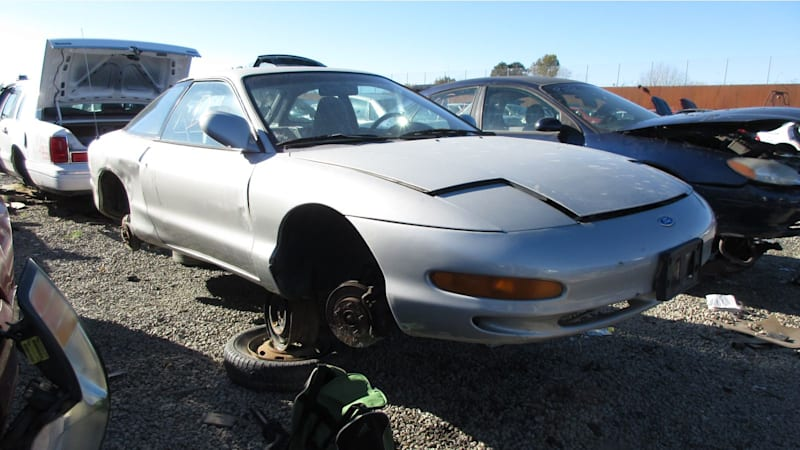 Junkyard Gem 1994 Ford Probe