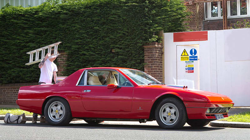 Compare Car Insurance Quotes >> Ferrari 412 picks up a teak cargo bed - Autoblog