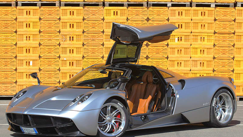 Pagani to reveal Huayra Roadster within two years