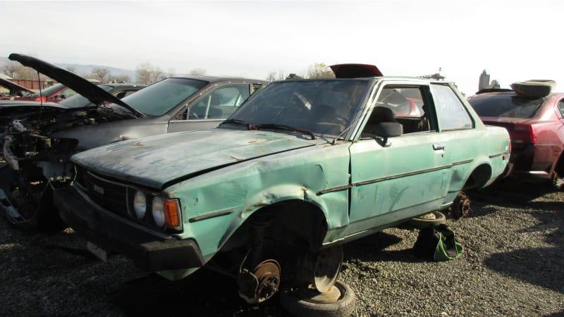 Junkyard Gem: 1980 Toyota Corolla 2-Door Sedan