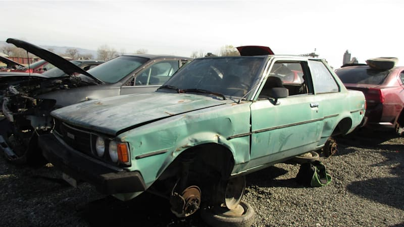Junkyard Gem: 1980 Toyota Corolla 2-Door Sedan
