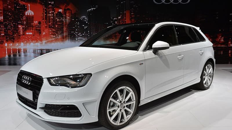 2016 audi a3 sportback headed to us under diesel power w. Black Bedroom Furniture Sets. Home Design Ideas