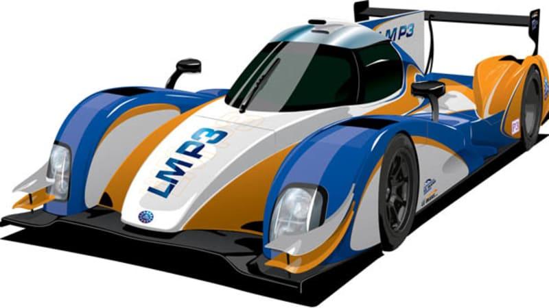 aco announces new lmp3 class for le mans prototype racing w videos autoblog. Black Bedroom Furniture Sets. Home Design Ideas