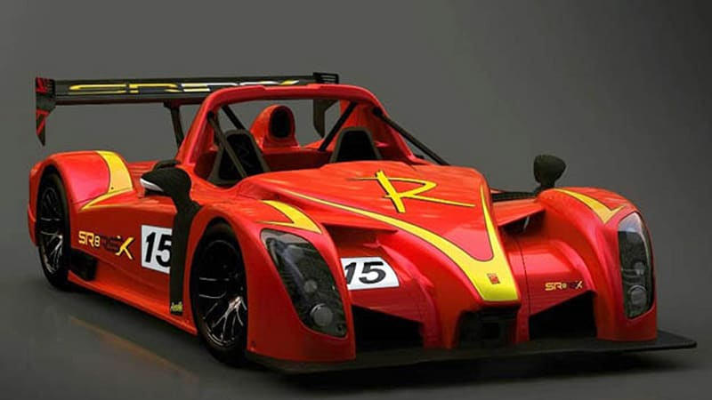 radical sr8 rsx sr3 cars hp rxc track its introduced redlines whopping rpm unveils fastest ever reveals peterborough sports racing