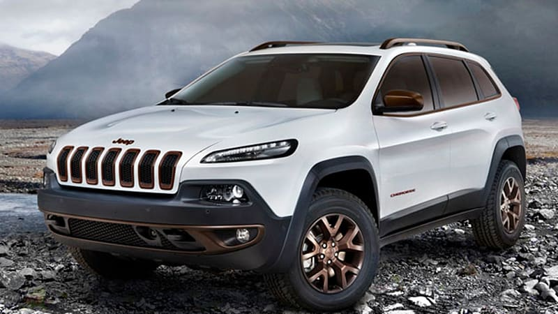 Jeep Gives Cherokee Its Yin And Yang With Sageland And Urbane