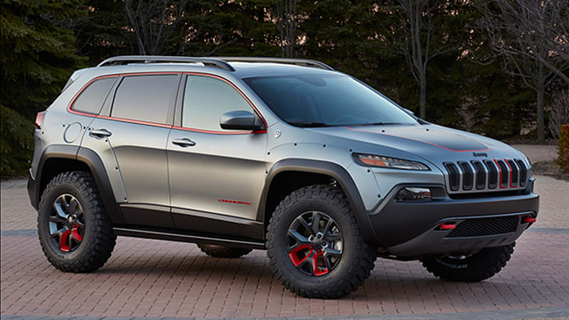 2017 Jeep Cherokee Lifted >> Why Mopar Won T Release A Factory Lift Kit For The New Jeep Cherokee