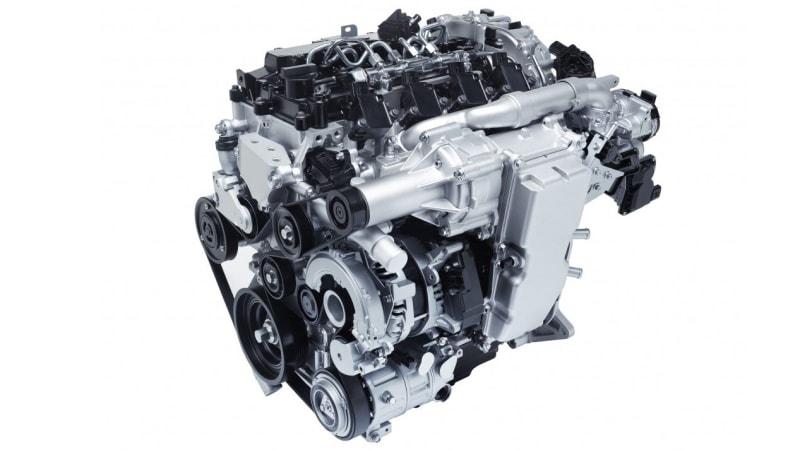 Mazda Skyactiv X Compression Ignition Engine Technology Explained Autoblog