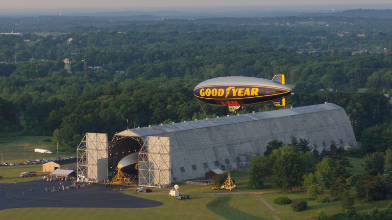 4e786403d6d Goodbye, Goodyear Blimp. Hello, Goodyear Zeppelin - Autoblog