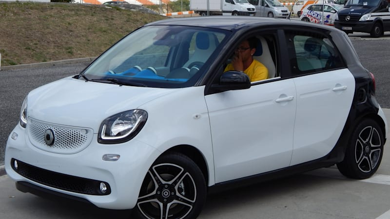 Should Smart Bring The Forfour To The Usa Autoblog