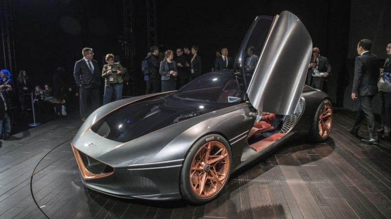 2019 Genesis Essentia Concept   Insights on an elegant design