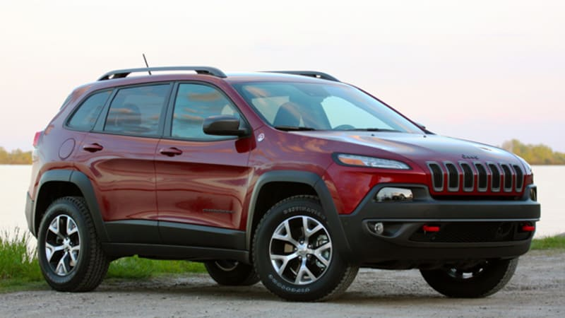 2014 Jeep Cherokee Introduction Autoblog