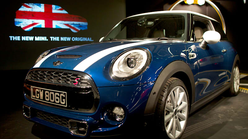 Mini May Not Build Electric Cars In England Due To Brexit Autoblog