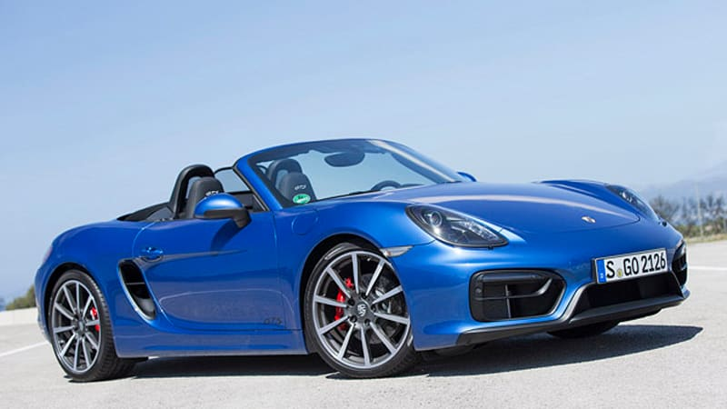 2015 Porsche Boxster Gts First Drive Wvideo Autoblog
