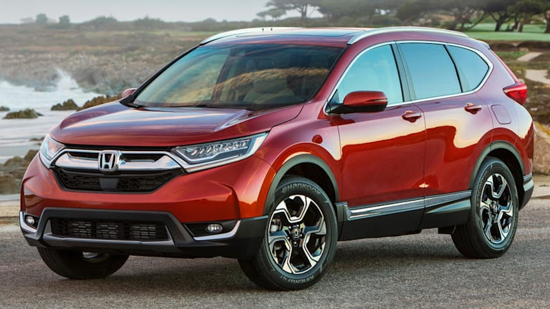 Does The 2017 Honda Cr V Have Across Board Eal