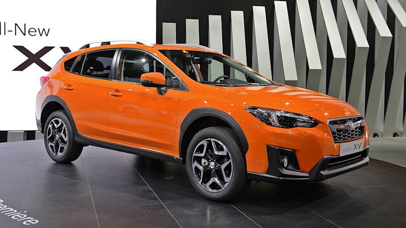 2018 Subaru Crosstrek Improves On An Already Winning Formula Autoblog