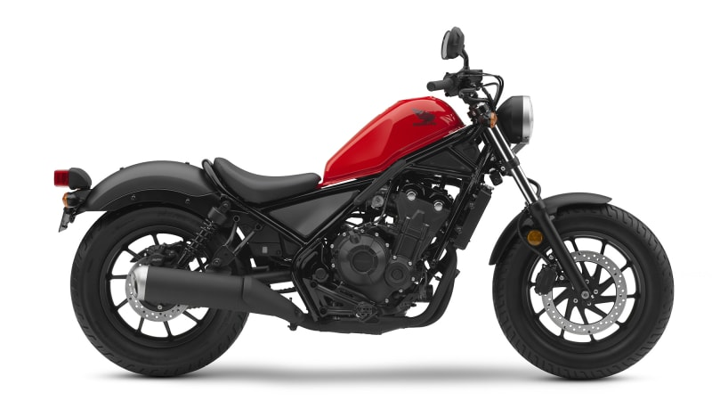 Honda Rebel Cult Beginner Bike And Urban Cruiser Reborn For 2017