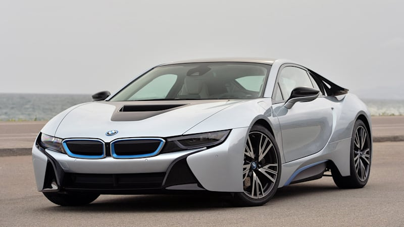 The Next Bmw I8 Will Make 750 Hp From Three Motors And Have A 300