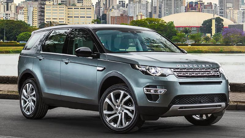 land rover to build discovery sport at new brazilian. Black Bedroom Furniture Sets. Home Design Ideas